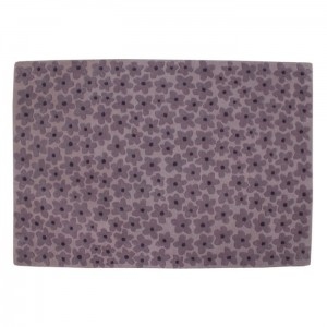 Dywan Wool Flower Purple 200x140 cm, LORENA CANALS