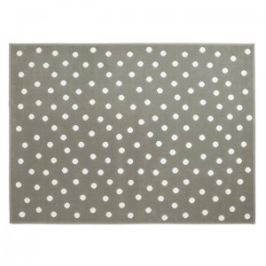 Dywan Dots Gris/Grey 160x120 cm, LORENA CANALS