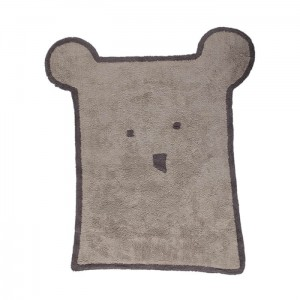 Dywan Bear Linen New Quality Latex 175x120 cm, LORENA CANALS